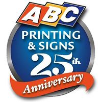 ABC Printing & Signs logo