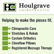 Houlgrave Chiropractic logo