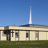 Comox Valley Presbyterian Church logo