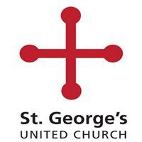 St George's United Church logo