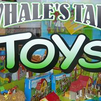 Whale's Tale Toys logo