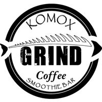 Komox Grind Espresso & Smoothie Bar logo