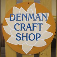 Denman Craft Shop logo