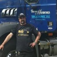 Gary Marcus Trucking Ltd logo