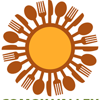 Comox Valley Food Bank logo