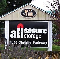 All Secure Storage Ltd logo