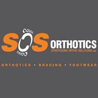 SOS Orthotics logo
