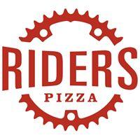 Rider's Pizza logo