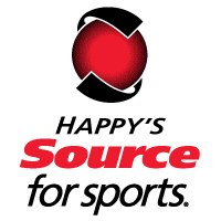 Happy's Source For Sports logo