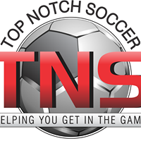 Top Notch Soccer logo