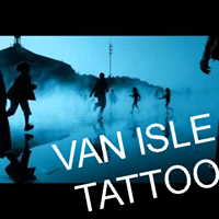 Vancouver Island Tattoo & Body Piercing logo