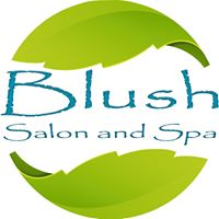 Blush Salon & Spa logo