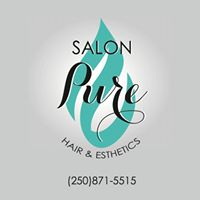 Salon Pure Hair & Esthetics logo