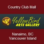 Yellow Bird Arts Gallery logo