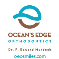 Ocean's Edge Orthodontics logo