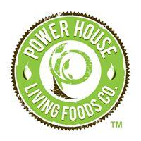 Power House Living Foods Co logo