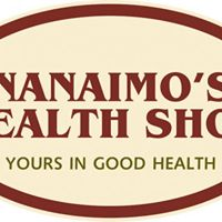 Nanaimo's Health Shop logo