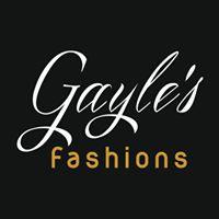 Gayle's Fashions logo