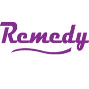Remedy Salon logo