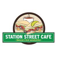 Station Street Cafe logo