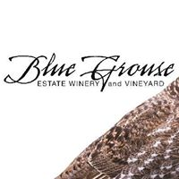 Blue Grouse Estate Winery logo