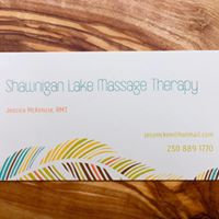 Shawnigan Lake Massage Therapy logo