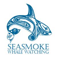 Seasmoke Whale Watching logo