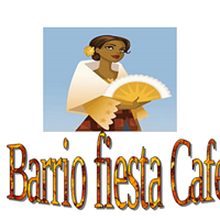 Barrio Fiesta Cafe logo