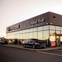 Campbell River Hyundai logo