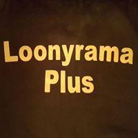 Loonyrama Plus logo