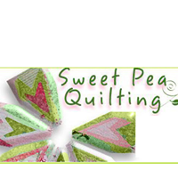 Sweet Pea Quilting logo