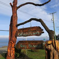 Qualicum Bay Resort logo