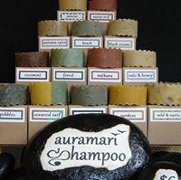 Auramari Botanics Hair Spa logo
