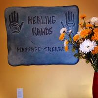 Healing Hands Massage Therapy Clinic logo