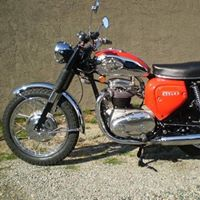 International Classic Motorcycles logo