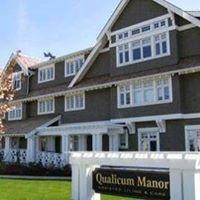 Qualicum Manor logo
