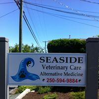 Seaside Veterinary Care logo