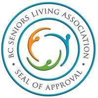 BC Seniors Living Association logo