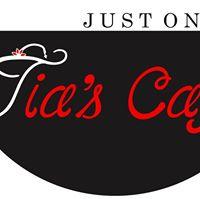 Tia's Cafe logo