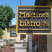 Martine's Bistro logo