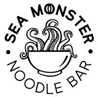 Sea Monster Noodle Bar logo