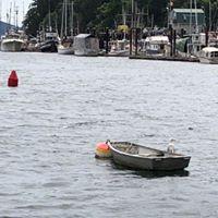 Cowichan Wooden Boat Society logo