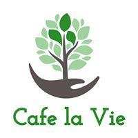 Cafe La Vie logo