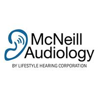 McNeill Audiology logo