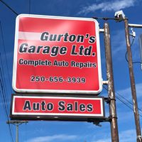 Gurton's Garage logo