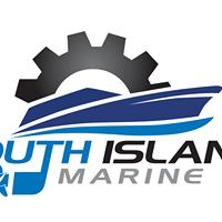 South Island Marine logo