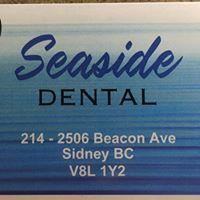 Seaside Dental logo