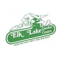 Elk Lake Garden Centre logo