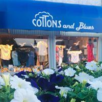 Cottons & Blues logo