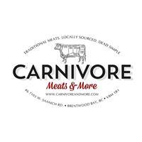 Carnivore Meats & More logo